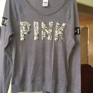 Grey Sweater by Victoria Secret Pink